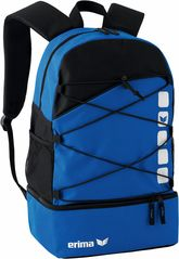 Club 5 multifunctional backpack w. bottom compartment, sekk