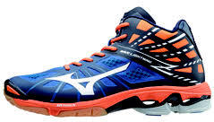 Wave Lightning Z3 MID, håndball & Volleyballsko