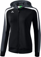 Liga Line 2.0 training jacket with hood Dame